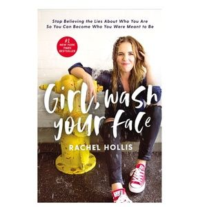 *Signed by Rachel Hollis* Girl Wash Your F…